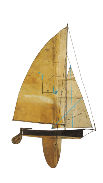 dinghy-with-marks